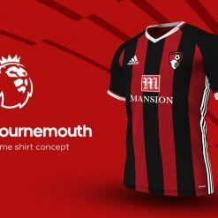 Bournemouth Home Adidas EPL