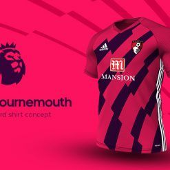 Bournemouth Third Adidas EPL