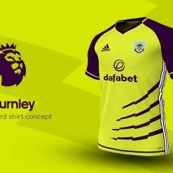 Burnley Third Adidas EPL