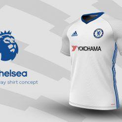 Chelsea Away Adidas EPL