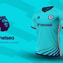 Chelsea Third Adidas EPL