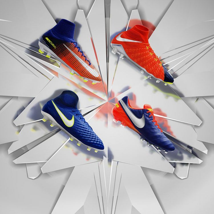 Le scarpe da calcio Time To Shine di Nike