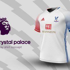 Crystal Palace Away Adidas EPL