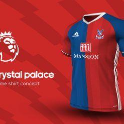 Crystal Palace Home Adidas EPL