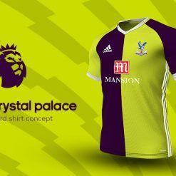 Crystal Palace Third Adidas EPL