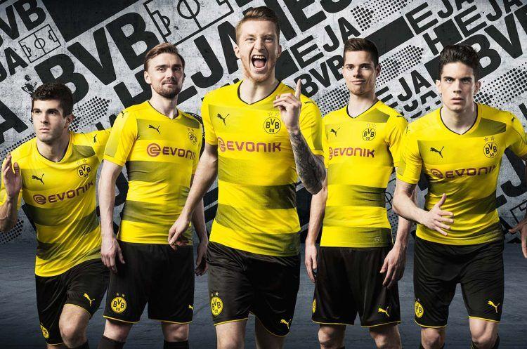 Kit Borussia Dortmund 2017-2018