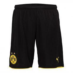 Borussia Dortmund calzoncini 2017-18 Puma neri