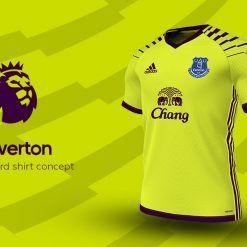 Everton Third Adidas EPL