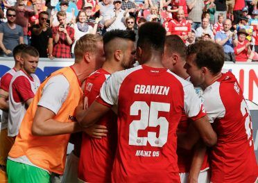 Font Mainz 05 2017-2018 Lotto