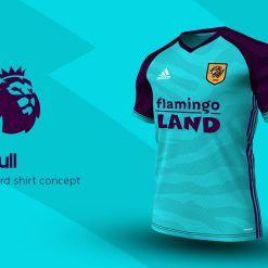 Hull City Third Adidas EPL
