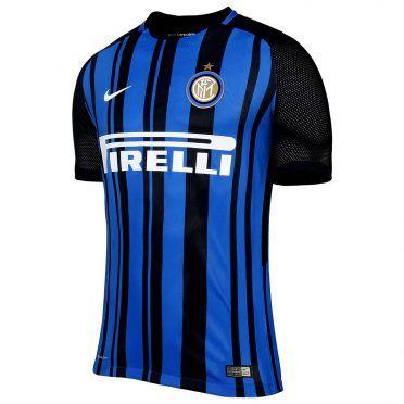 Maglia Inter 2017-2018 Nike gara