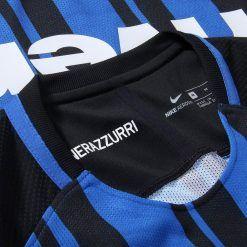Colletto Inter Nerazzurri maglia 2017-2018