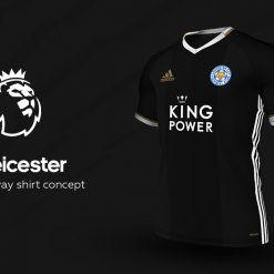 Leicester Away Adidas EPL