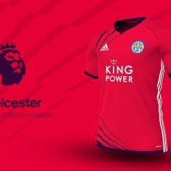 Leicester Third Adidas EPL