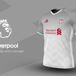 Liverpool Away Adidas EPL