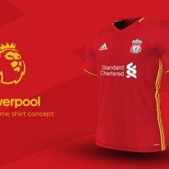 Liverpool Home Adidas EPL
