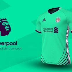 Liverpool Third Adidas EPL
