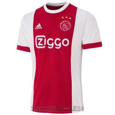 Maglia Ajax 2017-2018 home adidas