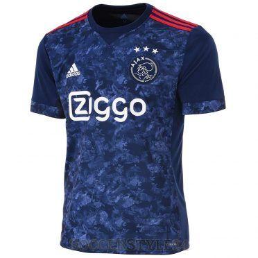 Seconda maglia Ajax 2017-2018 blu
