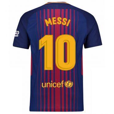 Maglia Barcellona Leo Messi 10