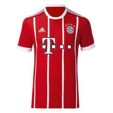 Maglia Bayern Monaco 2017-2018 adidas