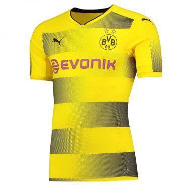 Maglia Borussia Dortmund 2017-2018 Puma