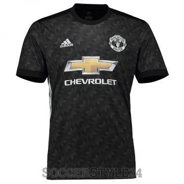 Seconda maglia Manchester United 2017-2018 adidas