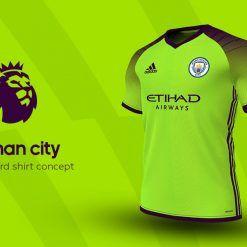 Manchester City Third Adidas EPL