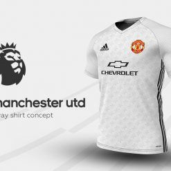 Manchester United Away Adidas EPL