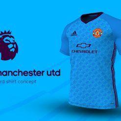 Manchester United Third Adidas EPL