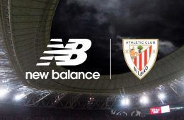 New Balance sponsor tecnico Athletic Club Bilbao