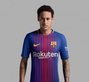 Neymar maglia Barcellona 2017-18