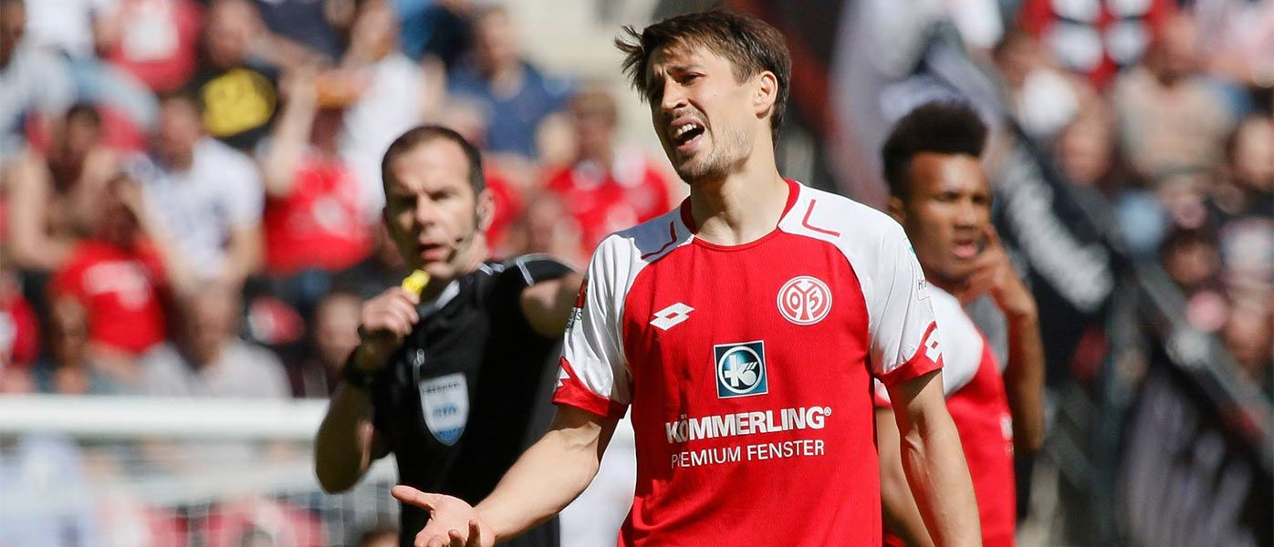 Nuova maglia Mainz 05 2017-2018