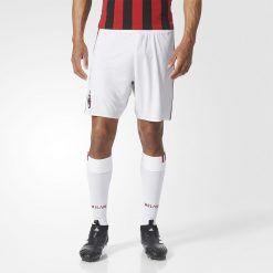 Pantaloncini Milan 2017-2018 bianchi