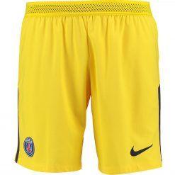 Pantaloncini PSG away gialli 2017-2018