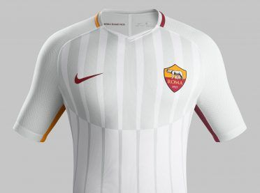 Roma maglia away 2017-2018