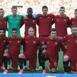 Nuova divisa AS Roma 2017-18 Nike