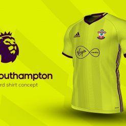 Southampton Third Adidas EPL