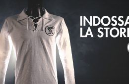 Presentazione Spezia maglia 110 anni