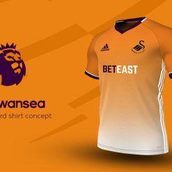 Swansea Third Adidas EPL