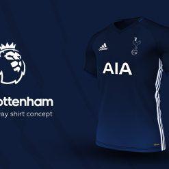 Tottenham Away Adidas EPL