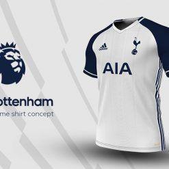Tottenham Home Adidas EPL