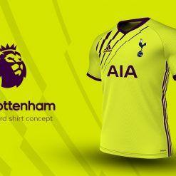 Tottenham Third Adidas EPL