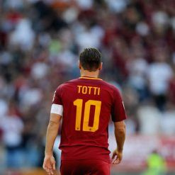 Francesco Totti Roma-Genoa