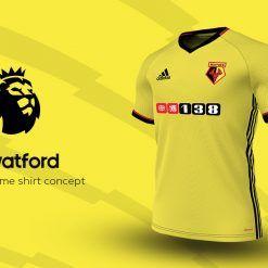 Watford Home Adidas EPL