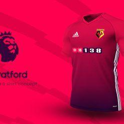 Watford Third Adidas EPL