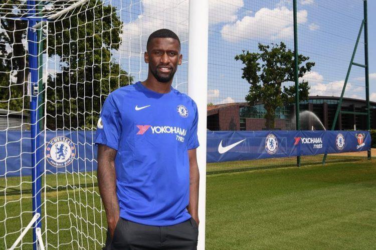 La nuova maglia del Chelsea 2017-2018