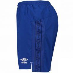 Lato calzoncini Everton blu