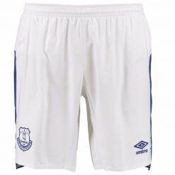 Pantaloncini bianchi Everton 2017-18