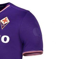 Il giglio sulla manica, maglia Fiorentina
